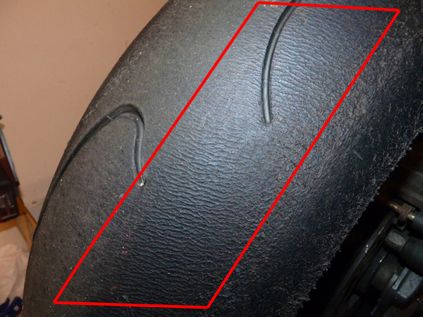 Good Tyre Wear