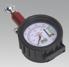 Sealey Tyre Pressure Gauge TSTPDG01