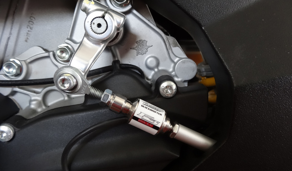 Motorcycle Quickshifter: What They Are & The Best Options