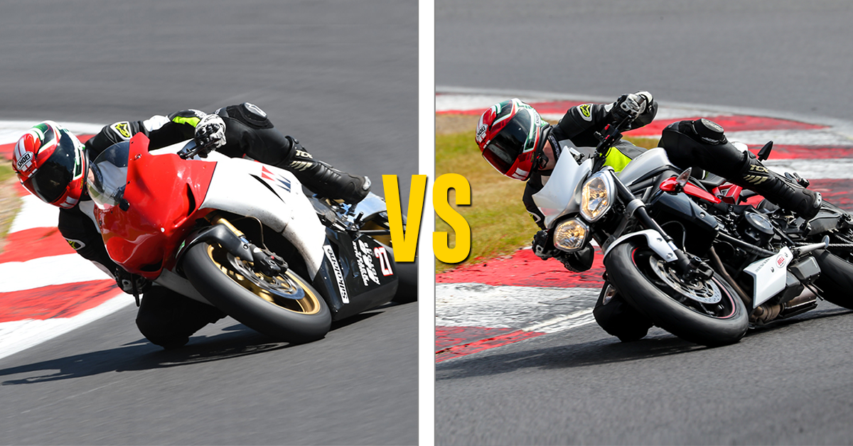 Naked vs Sportbikes — Whats the difference?   MotoDeal